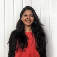 Gauri, student ambassador