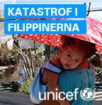 Katastrof i Filippinerna