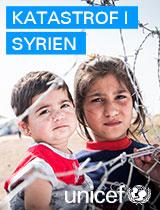 Hjälp barnen i Syrien