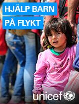 Hjälp barn på flykt