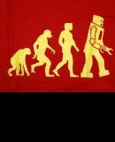 Truppenbild von Evolution