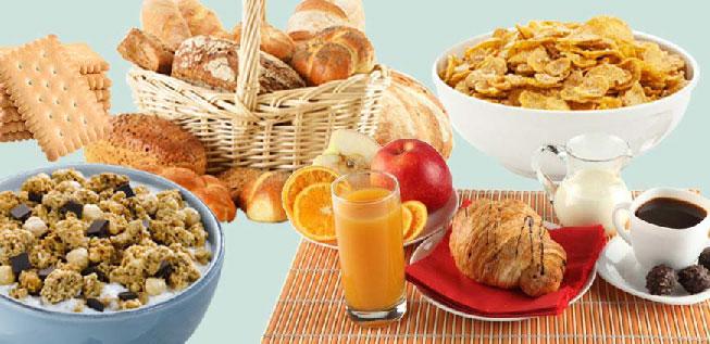 Breakfast, Cereal & Pasta