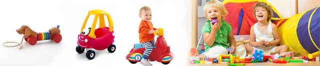 Toddlers and Toys