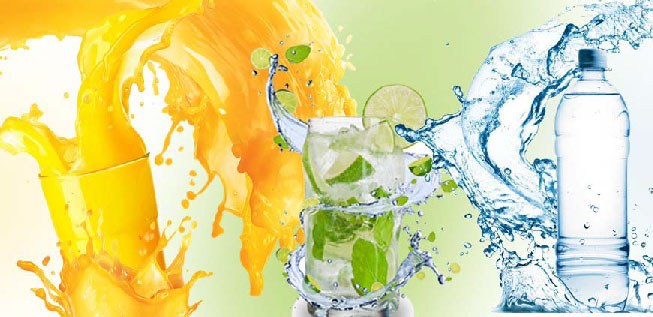 Water, Juices & Soft Drinks