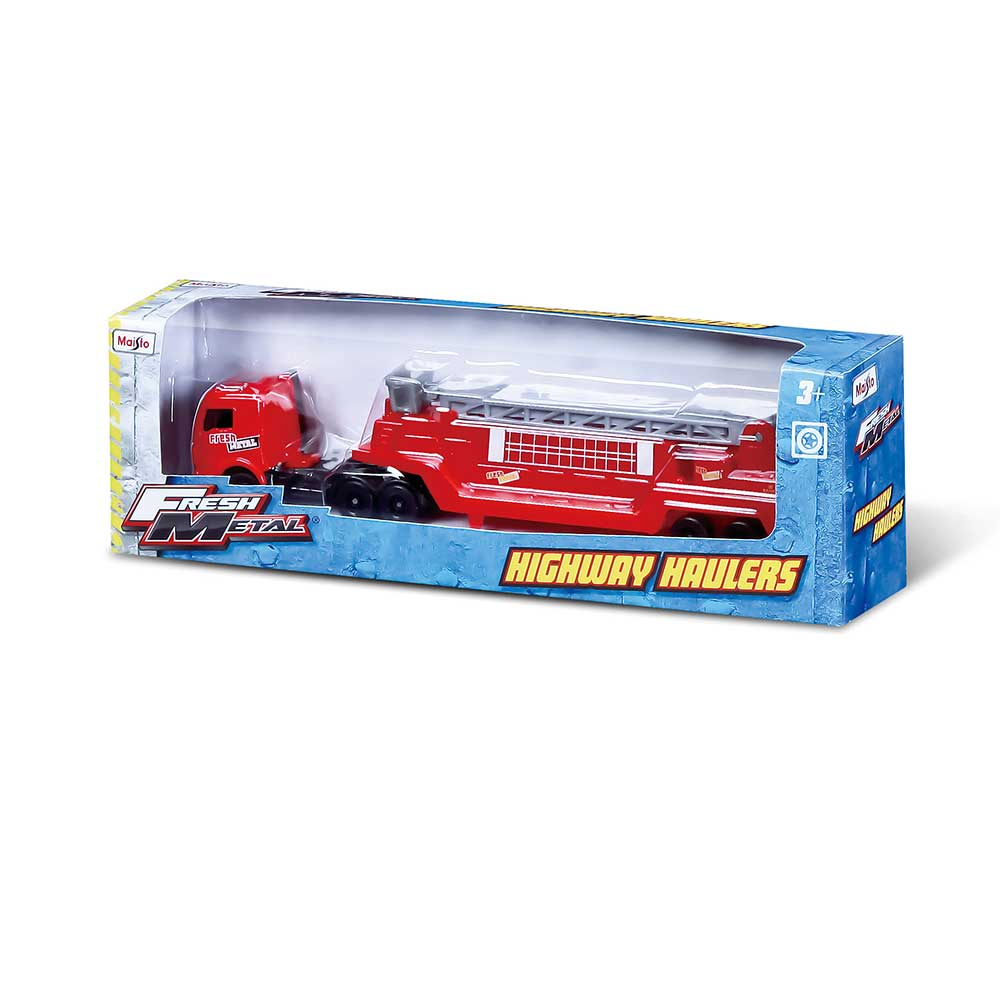 Maisto Fm Highway Hauler (Boxed), 11021
