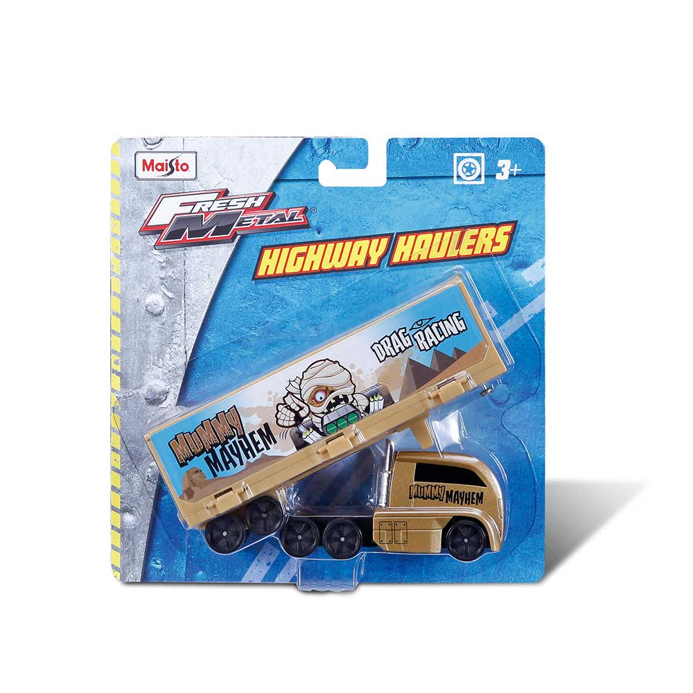 Maisto Fm Highway Hauler (Bc), 15021