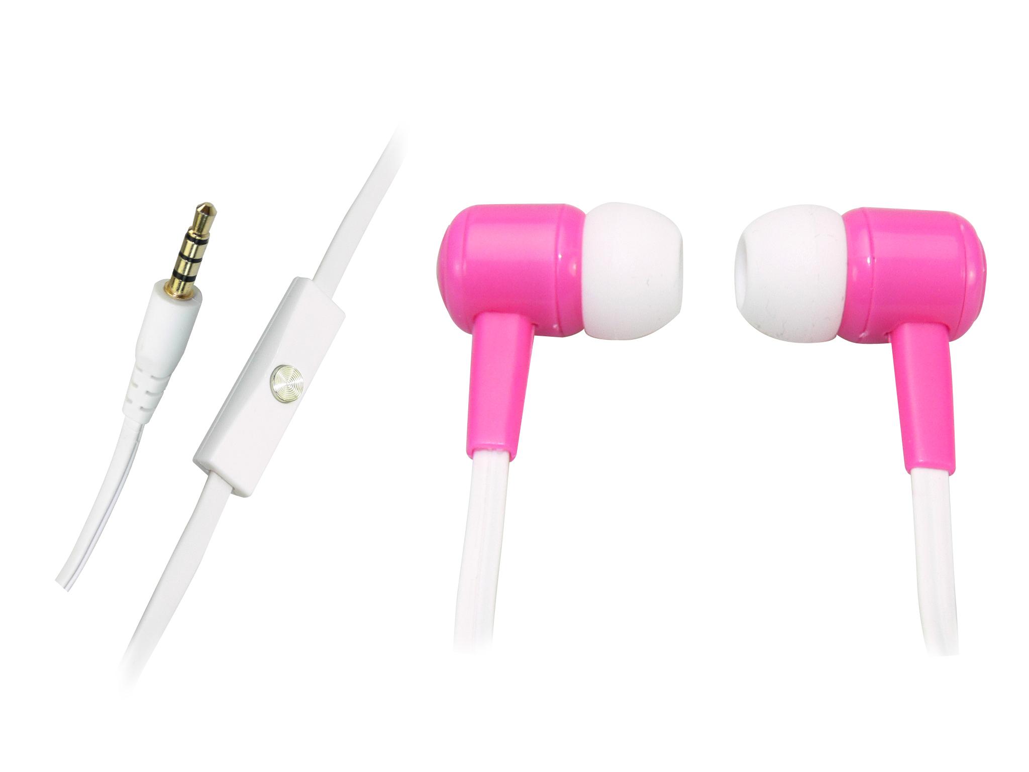 Sandberg Speak N Go In-Ear Set Pink