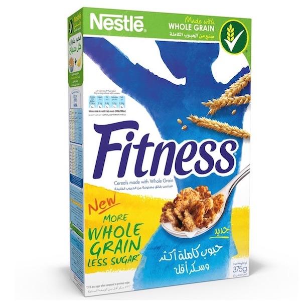 Nestle Fitness Breakfast Cereal 14 X 375g, 14 Pcs