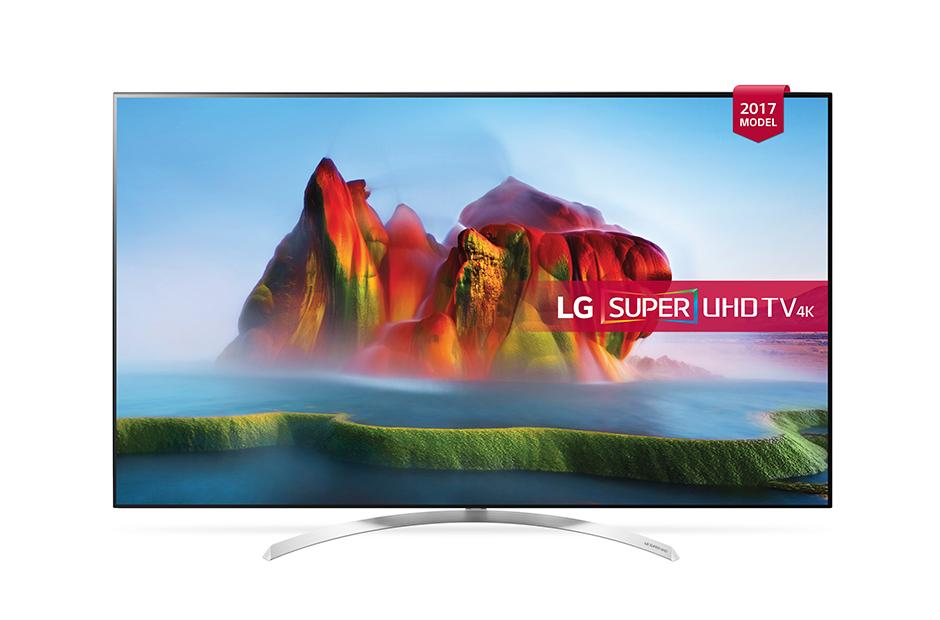 LG Super UHD 55