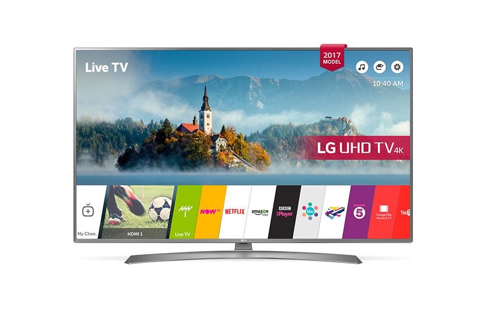 LG Ultra HD 4K 55