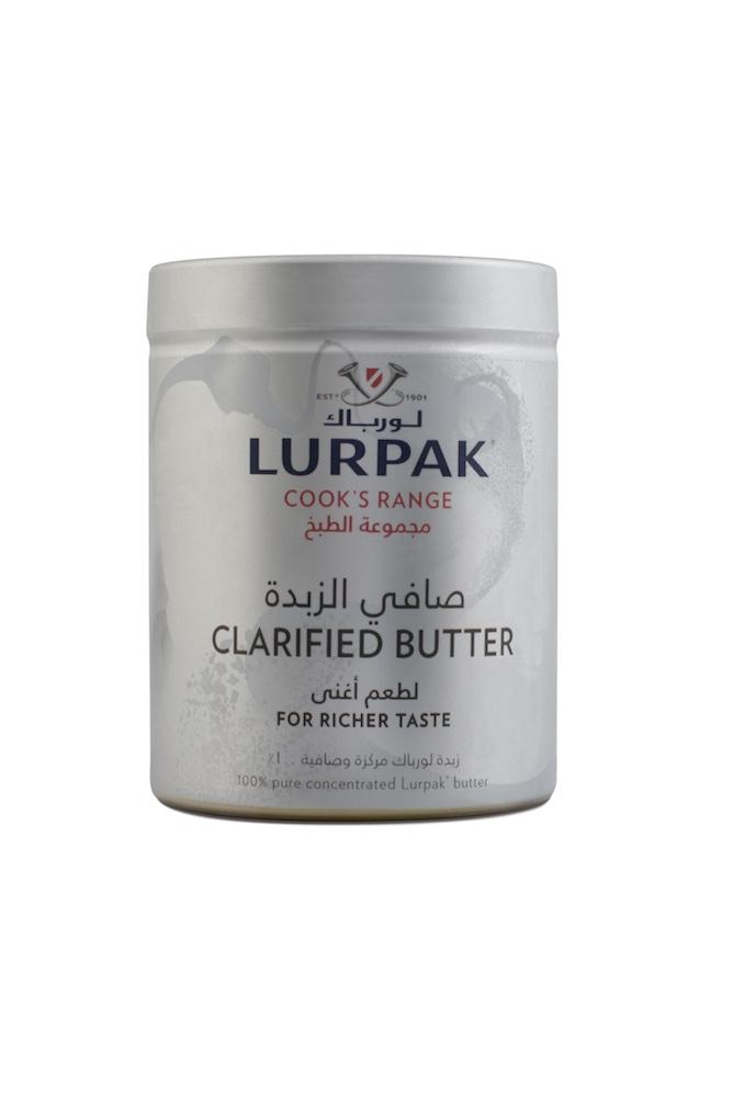 Lurpak Cook's Range Clarified Butter Tub 250g