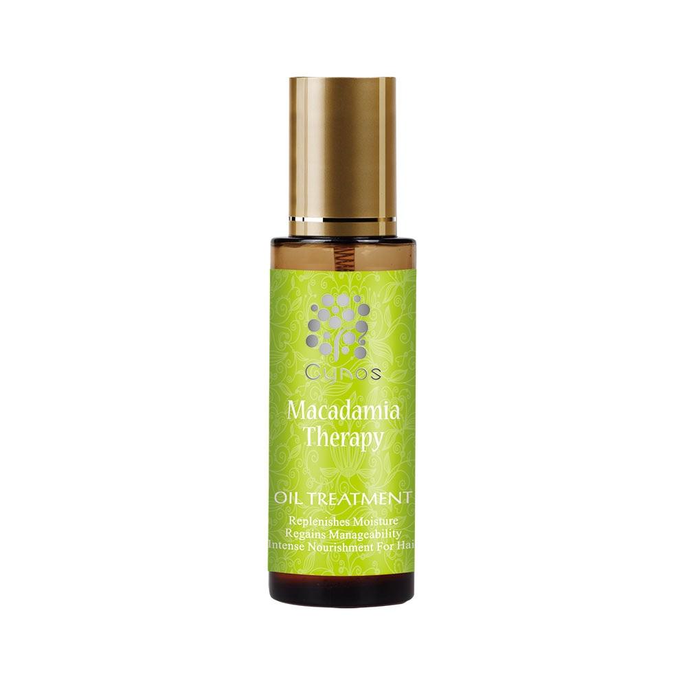 Cynos Macadamia Therapy Hair Oil 100ml