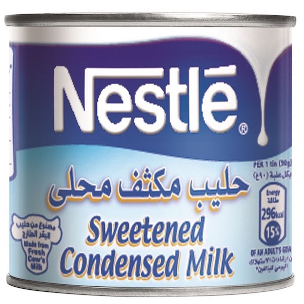 Nestle Sweetened Condensed Milk 90g Can