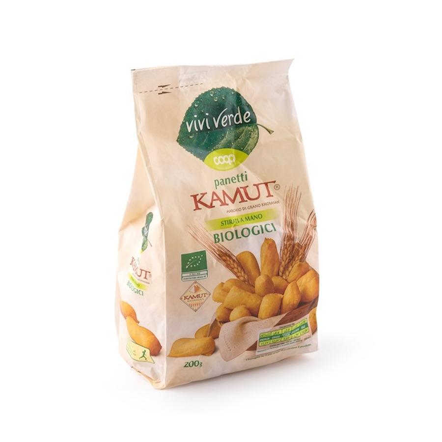 Vivi Verde Organic Breadsticks With Kamut Flour 200g