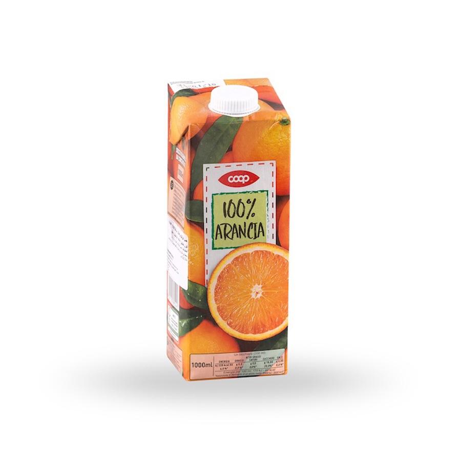 Coop 100% Orange Juice 1000ml