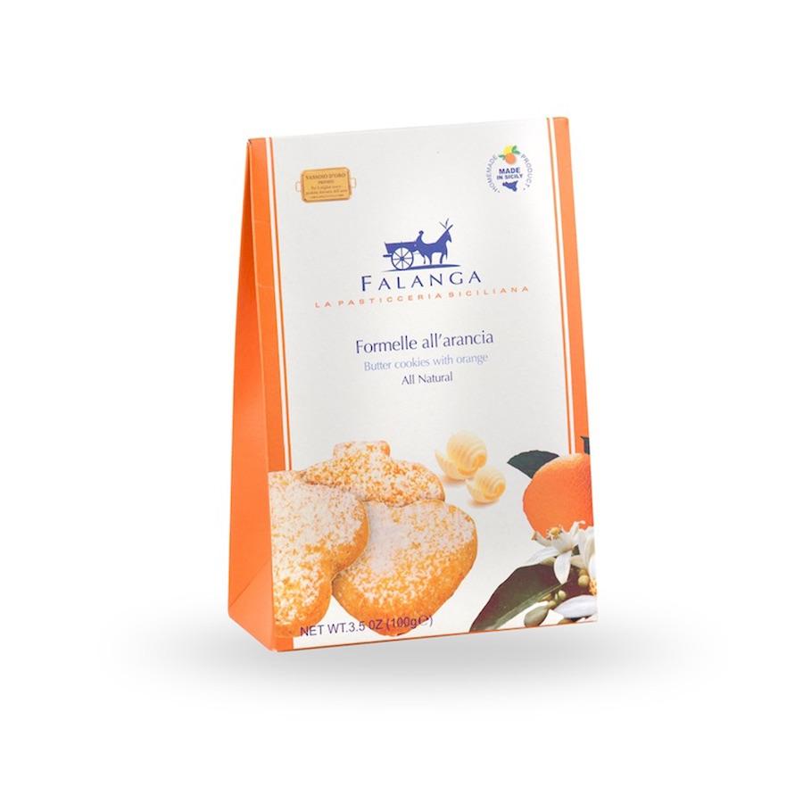 Falanga Formelle With Sicilian Orange 100g