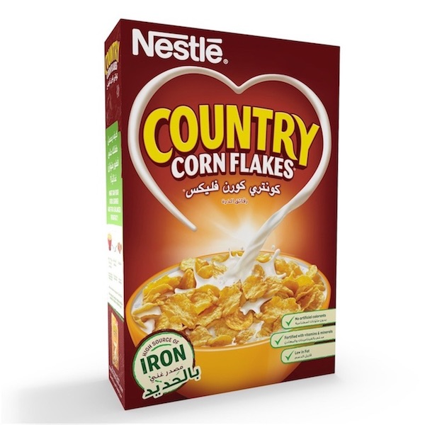 Nestle Gold Corn Flakes 375g