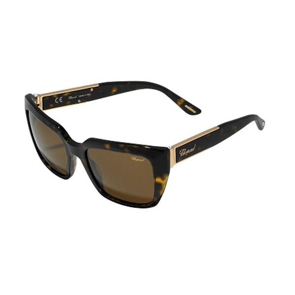 Chopard SCH187S 0722 Women's Sunglasses