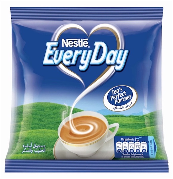 Everyday Creamer Pouch 200g