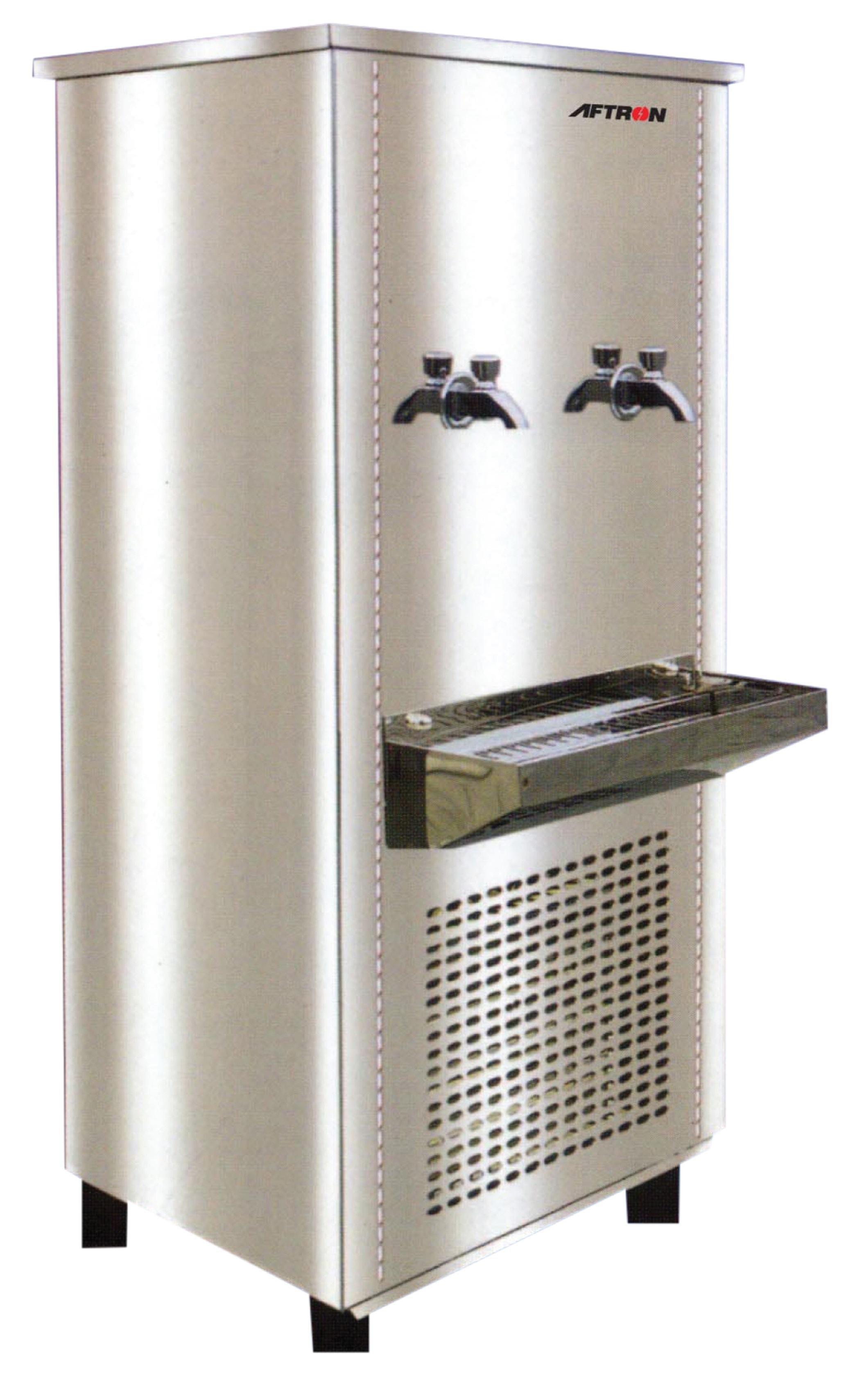 Aftron 35 USG 2 Taps Water Cooler, AFDT33 T2