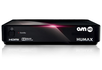 Humax Receiver HD-1000S