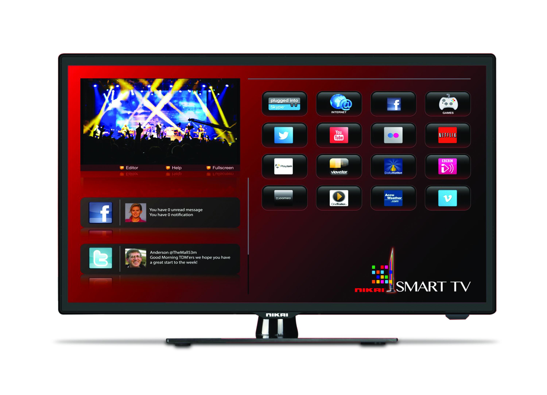 Nikai Smart Tv NTV5000SLED