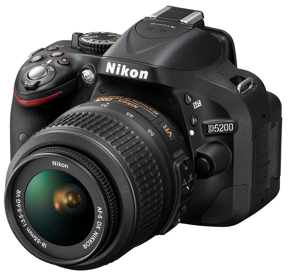 Nikon Camera SLR D5200
