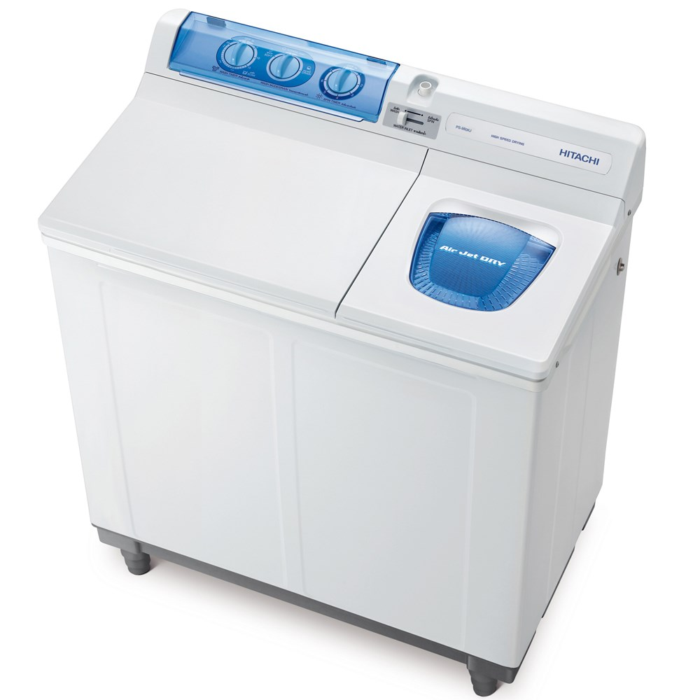 Hitachi 7 Kg Semi-Automatic Washing Machine PS980KJ3CGXWH