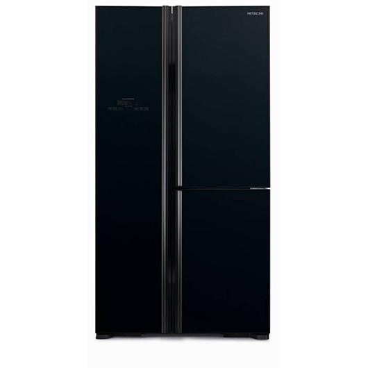 Hitachi Side By Side Refrigerator RS700PUK2GBK 700 Ltr