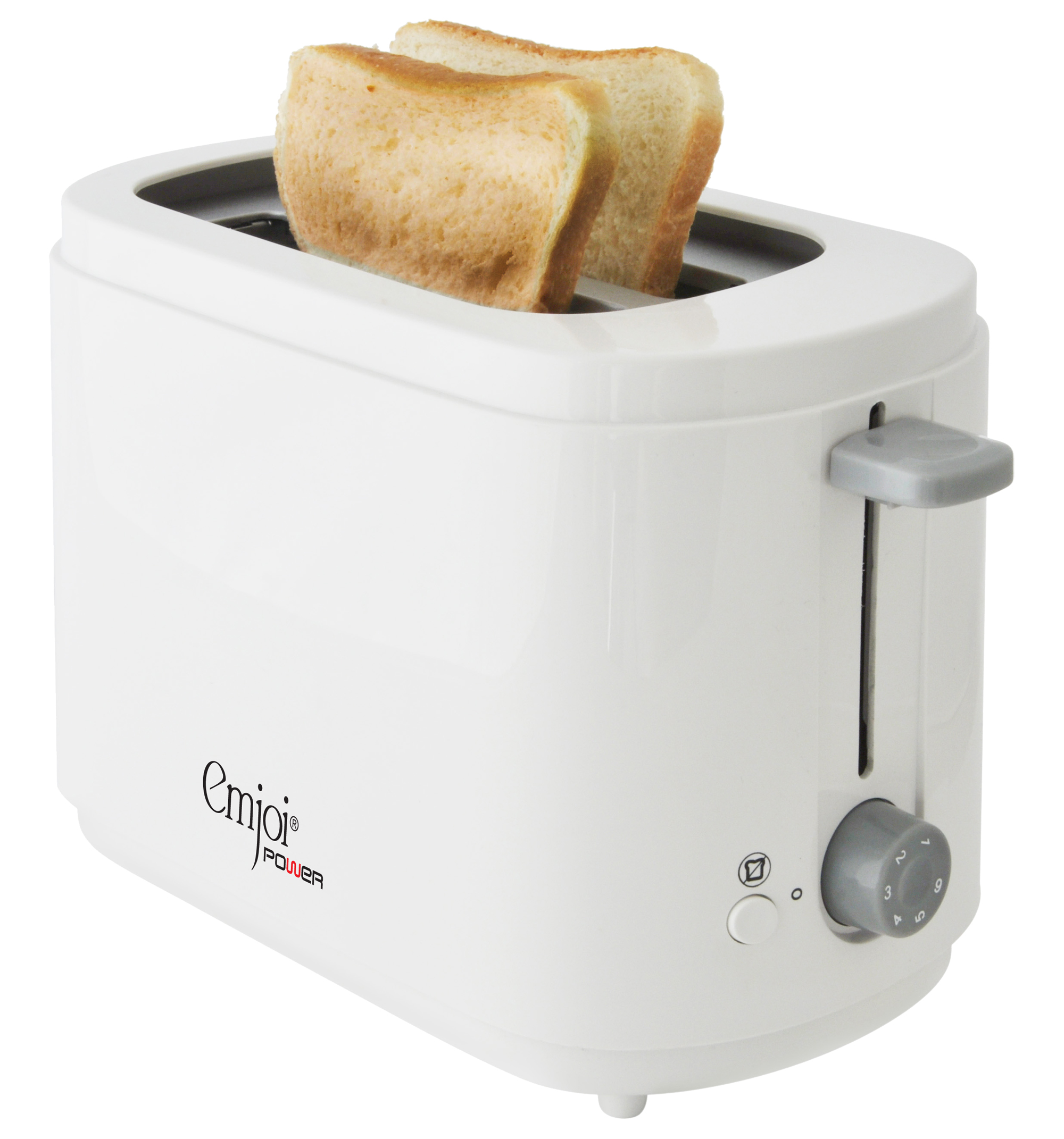 Emjoi Plastic Toaster UET-292