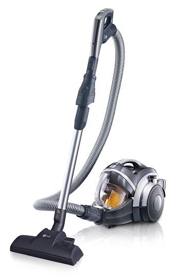 LG Vacuum Kompressor 2000 Watts, Gray VK7320NHTG