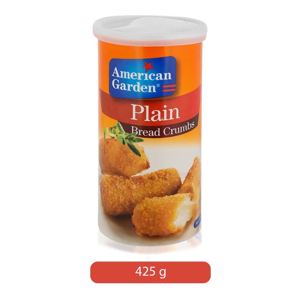 American Garden Plain Bread Crumbs - 425 g