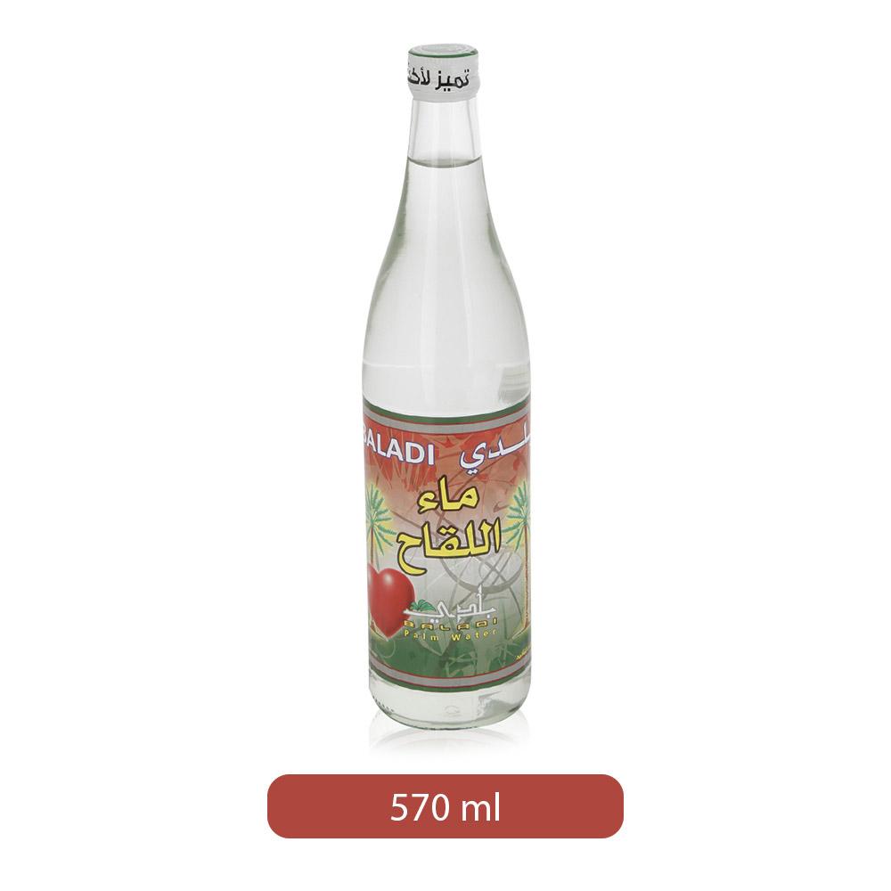 Baladi Palm Water - 570 ml