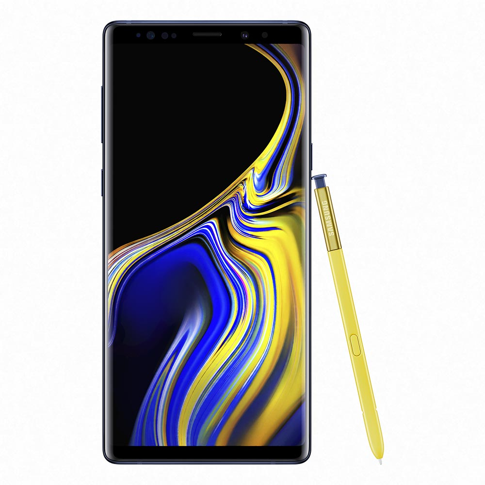 Samsung Galaxy Note 9, Ocean Blue, 512GB, SM-N960