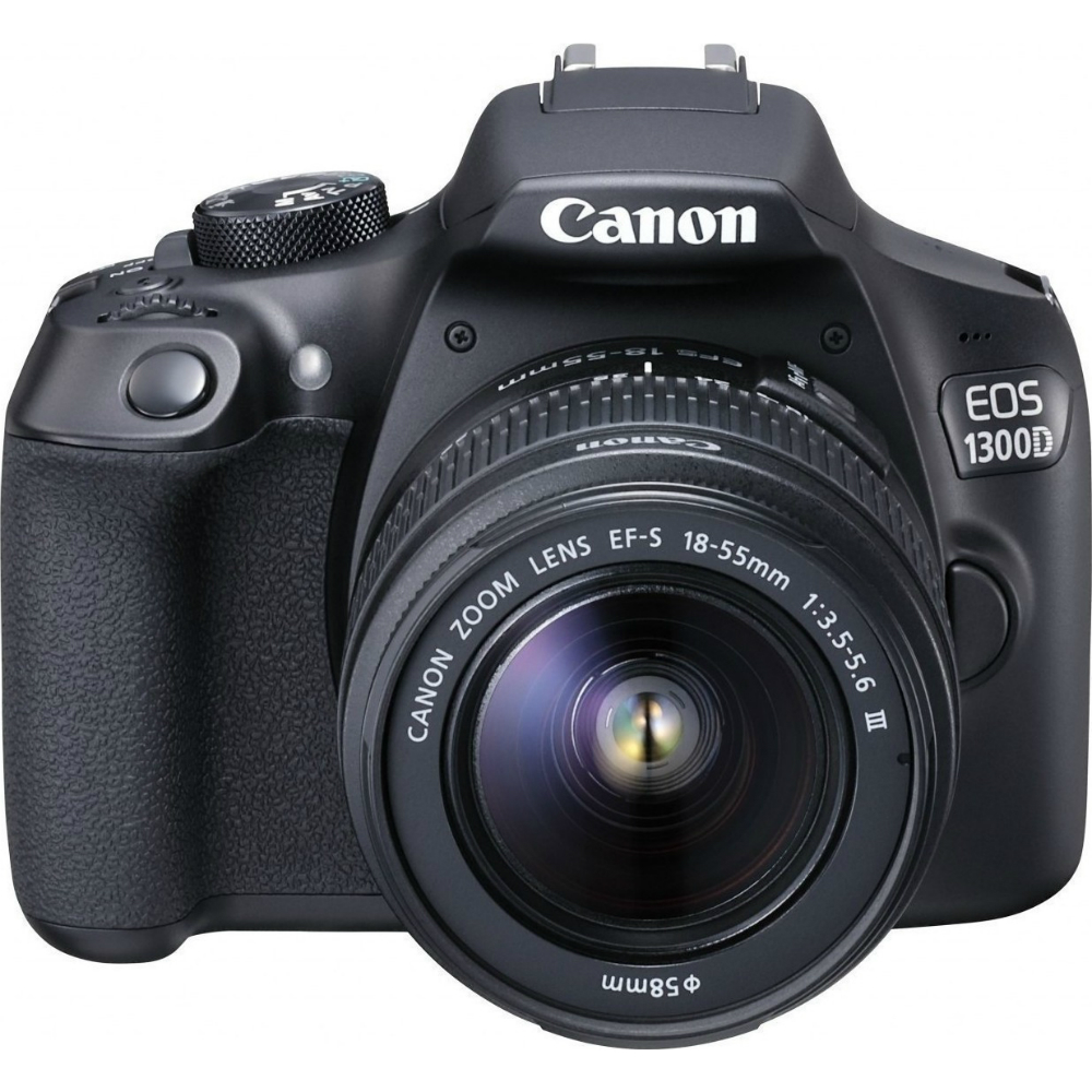 Canon DSLR Camera EOS 1300D + 18-55 DC Kit