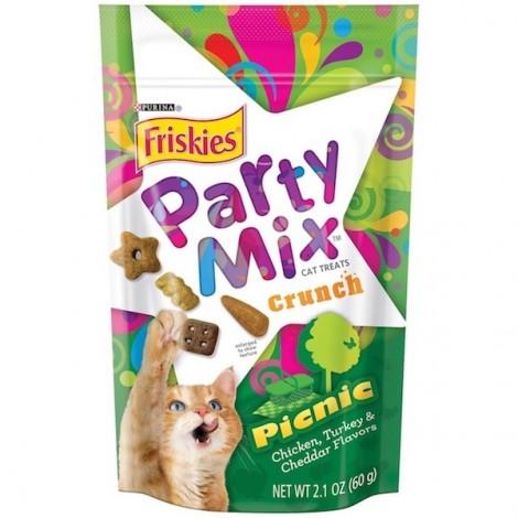 Purina Friskies Party Mix Picnic 588g, 10 Pcs