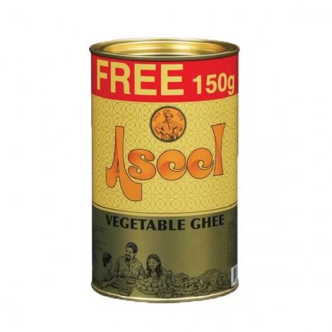 Aseel Vegetable Ghee 1Kg +15%Extra (2 Pcs Per Customer)