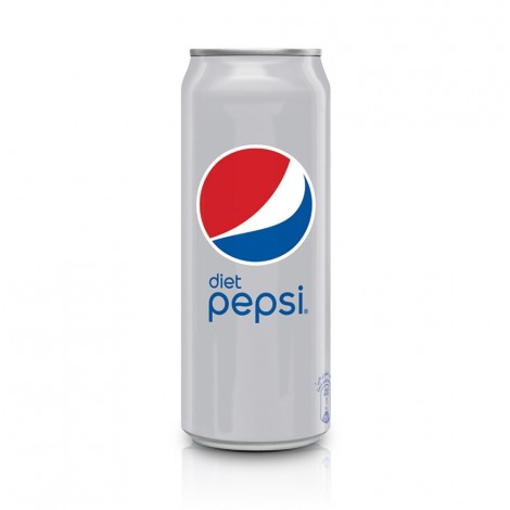 Diet Pepsi, Carbonated Soft Drink, Cans, 355 ml