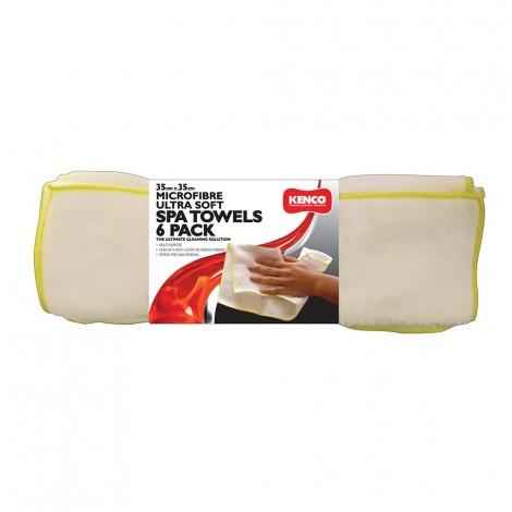 Kenco Spa Towel 6 Pack