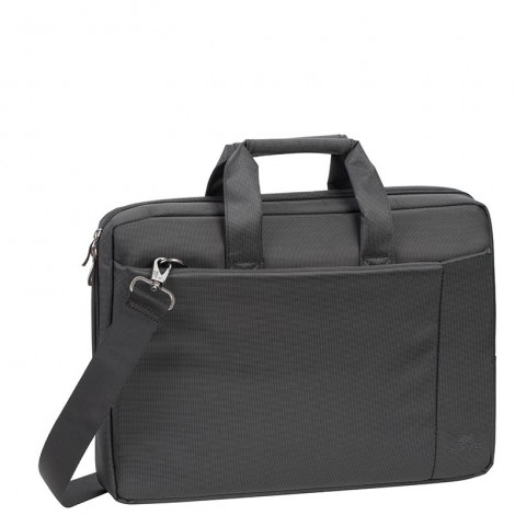 "Riva Case Laptop Bag 15.6"" - Black"