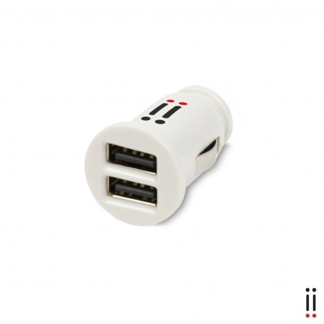 Aiino Car Charger 1 USB AIA1U24A-BK