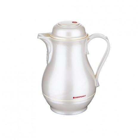 Rotpunkt Flask  530 0.5Ltr Pearlwhite