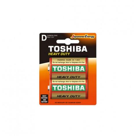 Heavy Duty - TOSHIBA Battery R 20 D2