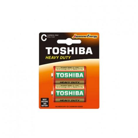 Heavy Duty - TOSHIBA Battery R 14 C2