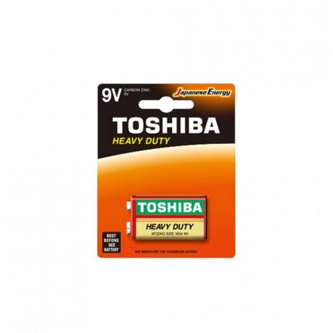 Heavy Duty - TOSHIBA Battery 6 F 2 KG 9 V