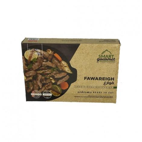 Smart Gourmet Fawareigh 6x750gm