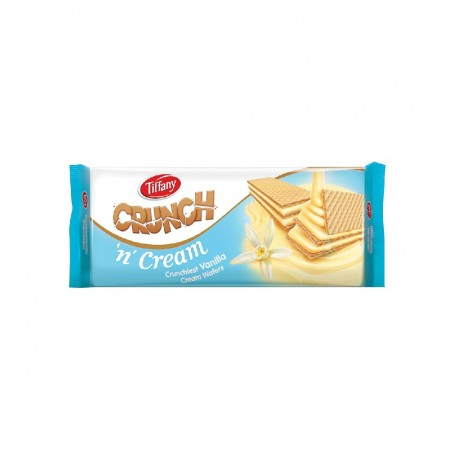 Tiffany Cream Wafer Vanilla, 76 gm