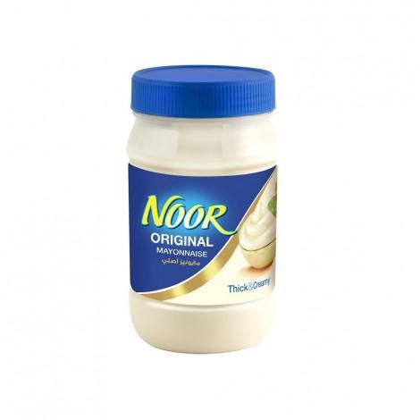 Noor Mayonnaise Original, 8oz