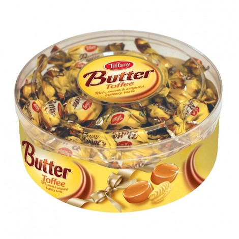 Tiffany Butter Toffee Tup, 400 gm
