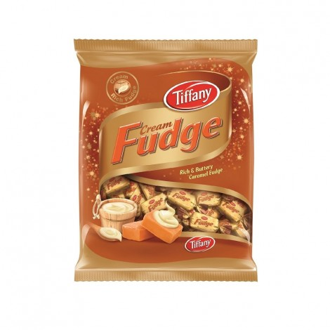 Tiffany Cream Fudge New Design, 250 gm